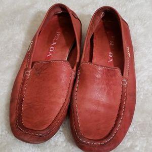 Prada Slip on shoes